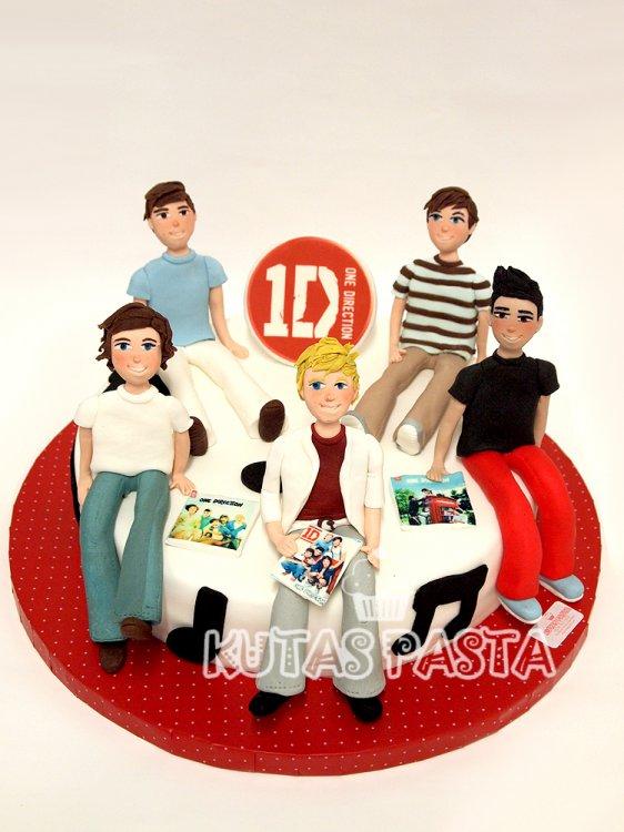 One Direction Pastası