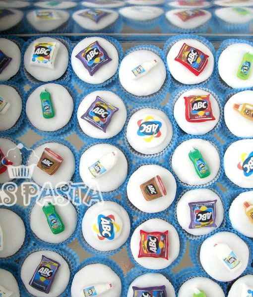 Kurumsal ABC Deterjan Cupcake