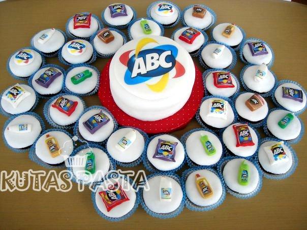 ABC Deterjan Kurumsal Pasta Cupcake