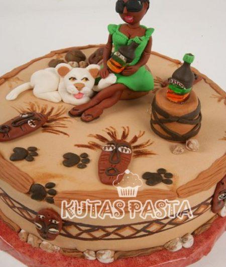 Afrika Safari Pastası
