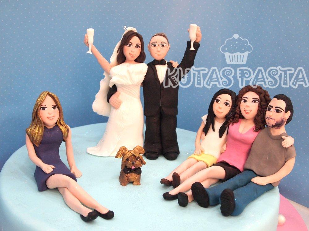 Aile Pastası Evlilik Yıldönümü
