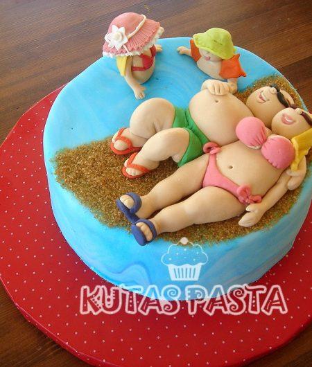 Plaj Tatil Pastası