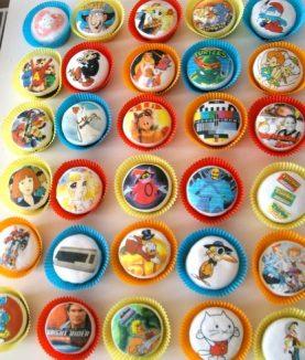 80ler Seksenler TV Dizi Cupcake