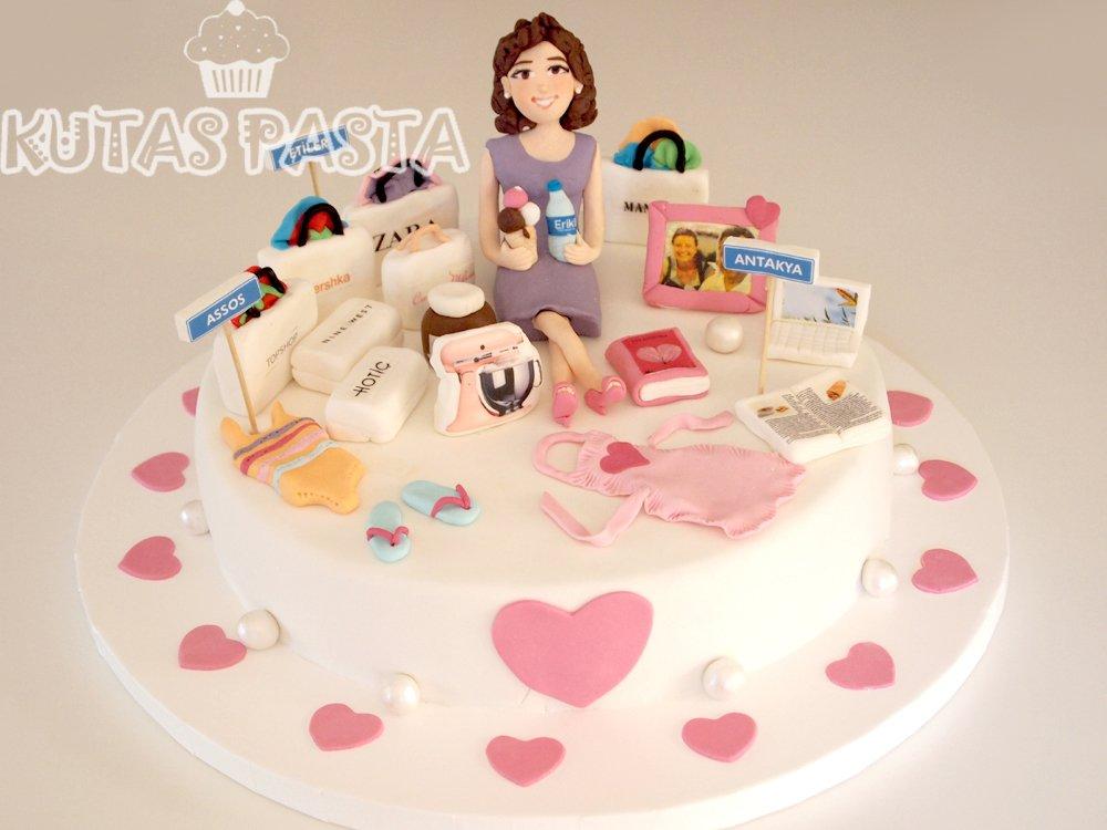 30 Yaş Doğum Günü Pastası