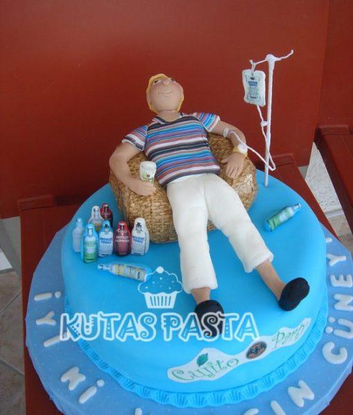 Parti Adamı Pasta