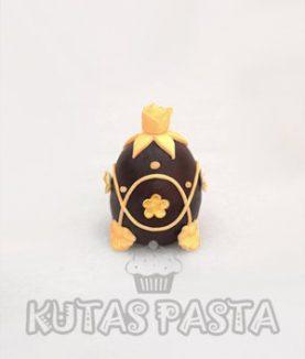 Altın İşlemeli Porsiyon Pasta