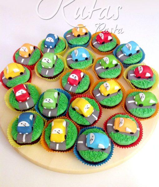 Araba Cupcake