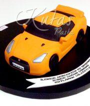 Arabalı Pasta
