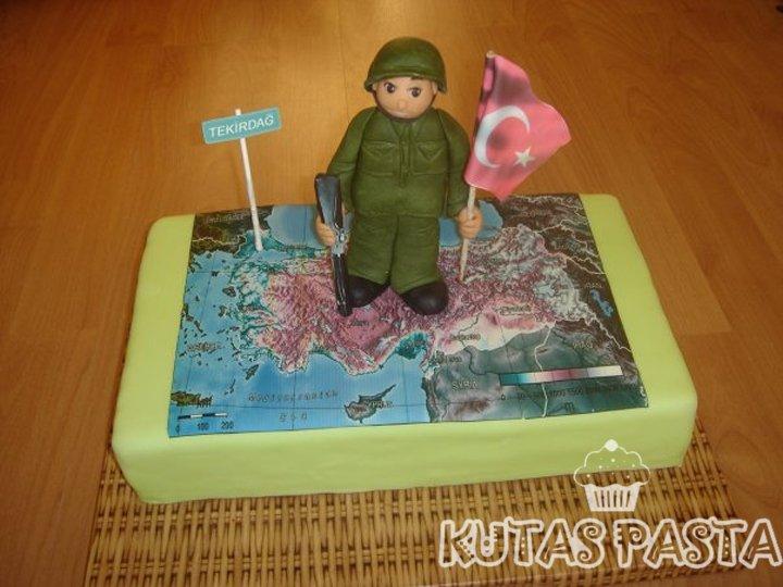 Asker Pastası
