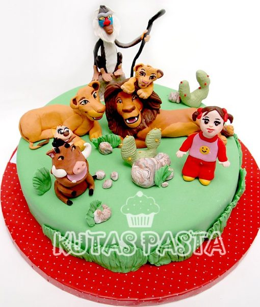 Aslan Kral Pastası