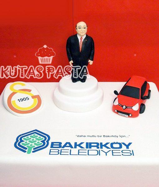 Bakırköy Belediyesi Pastası