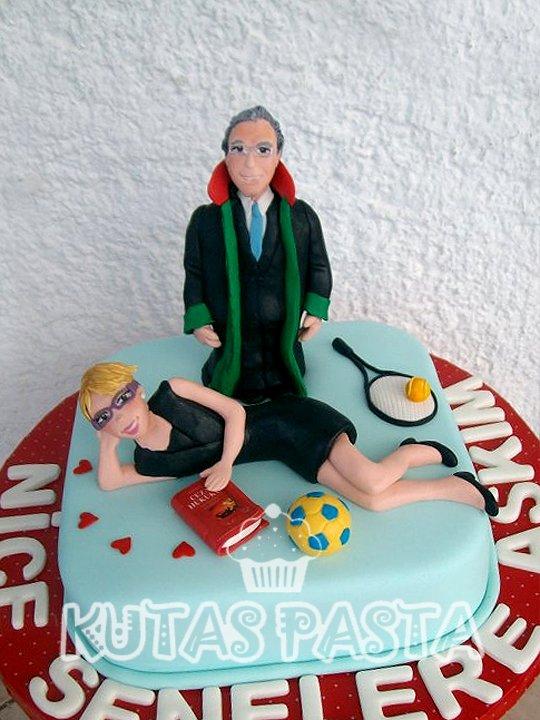 Avukat Pastası Sevgiliye