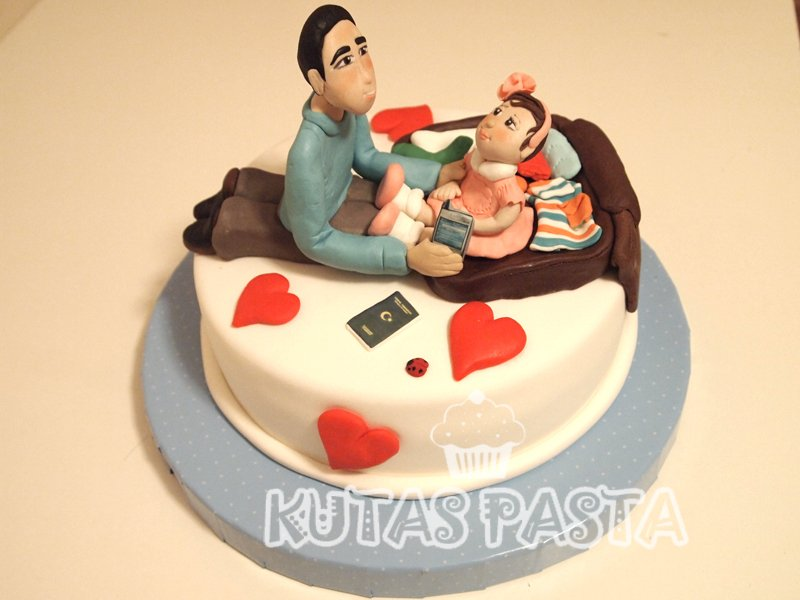 Baba Kız Pastası