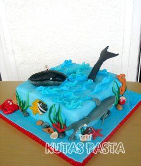 Deniz Pasta Balina Köpek Balığı