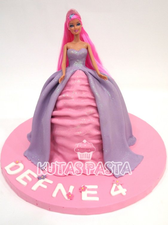 Barbie Pasta