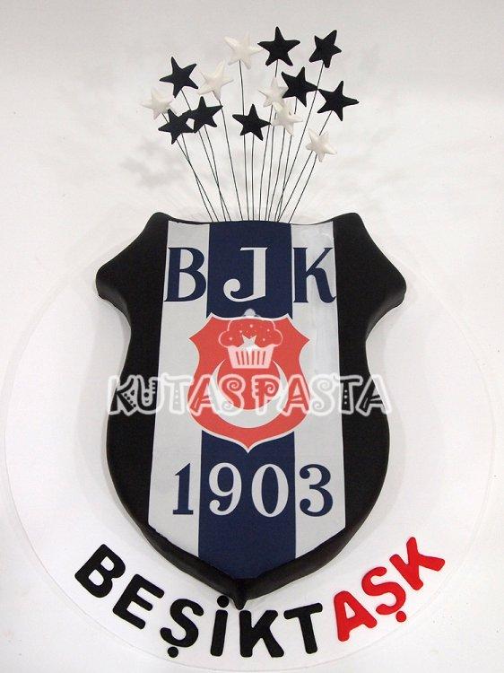 Beşiktaş Pastası Amblemi