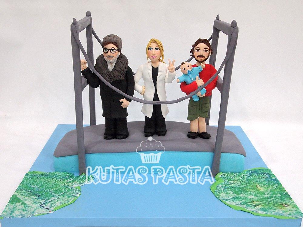 Boğaz Köprüsü Pasta