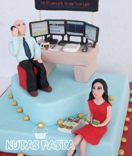 Borsacı Pasta Sevgiliye