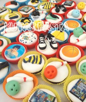 Fenerbahçe Sporcu Cupcake Kupkek