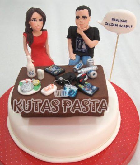 Karı Koca Aile Pastası