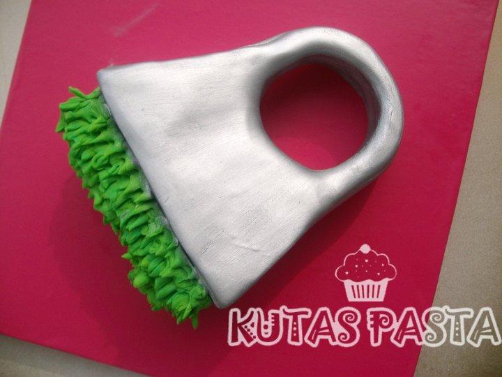 Çim Yüzük Pasta