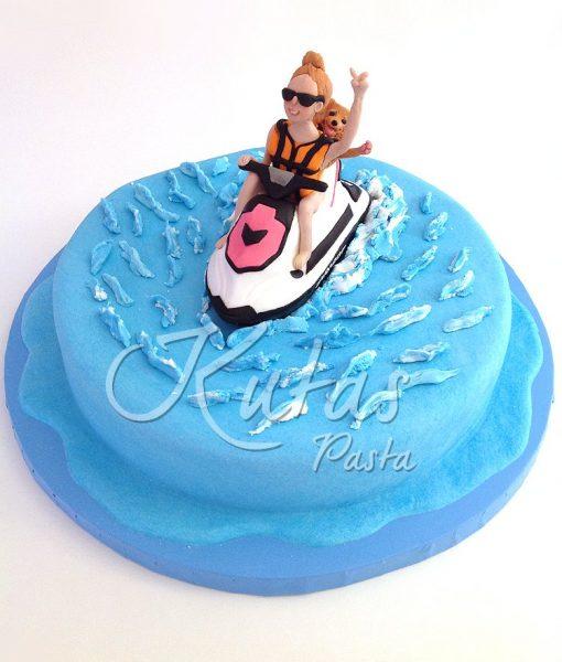 Jetski Pastası