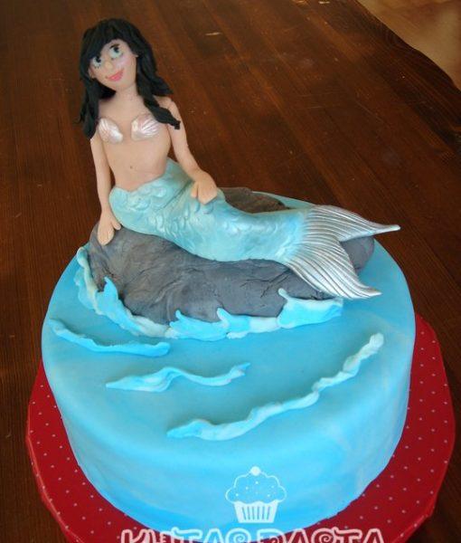 Deniz Kızı Pasta