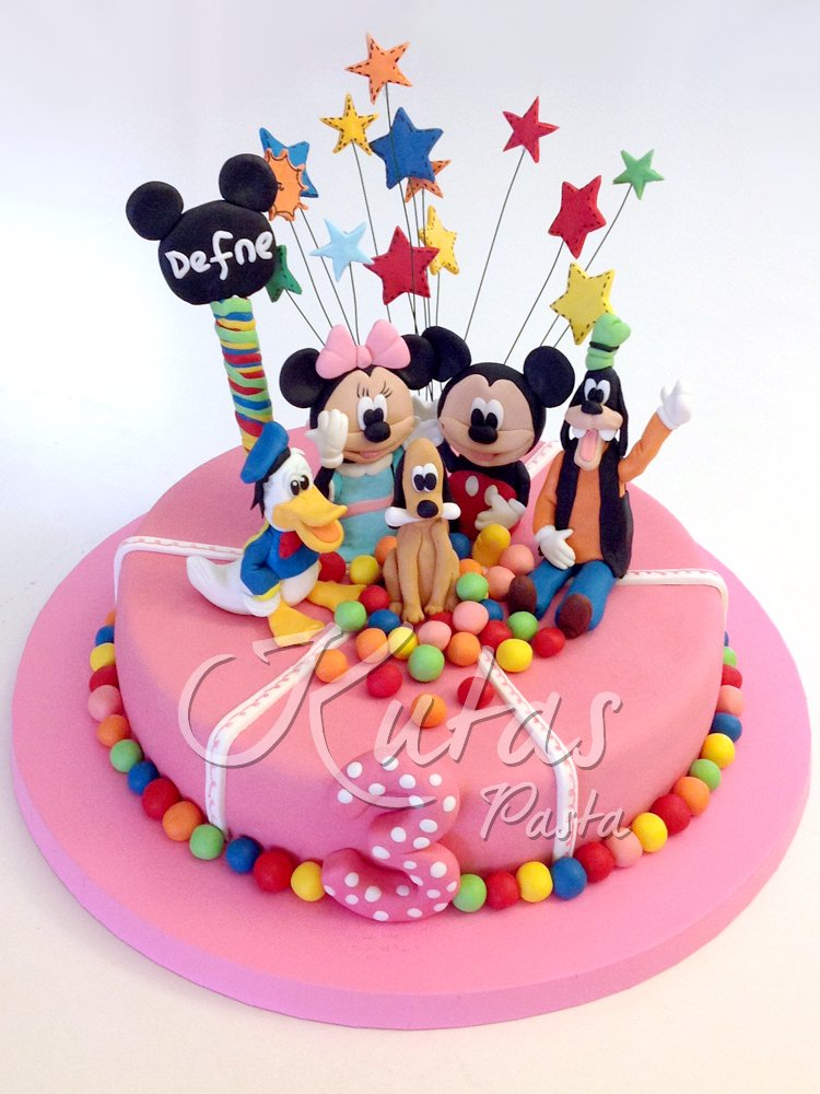 Disney Minnie MickeyPasta