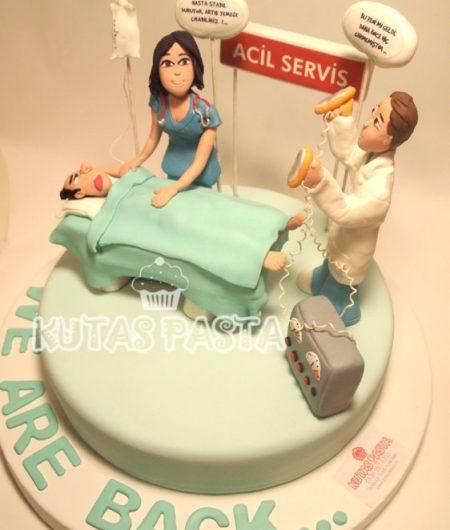Doktor Pastası Ameliyathane