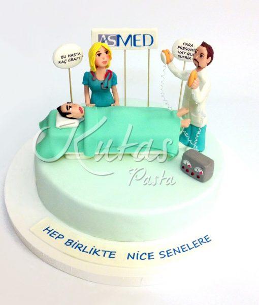 Doktor Hemşire Pastası
