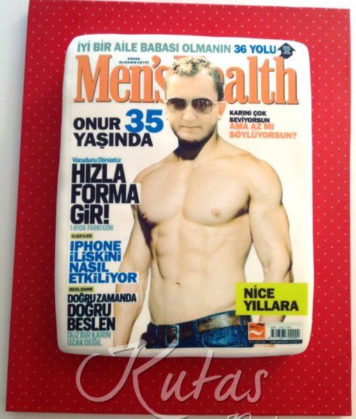Erkek Dergisi Pasta