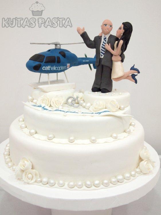 Evlilik Teklif Nişan Pasta
