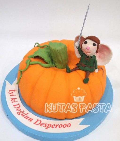 Fare Despero Pasta Balkabağı