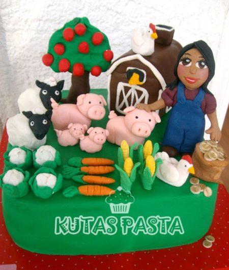 Farmville Oyun Pasta