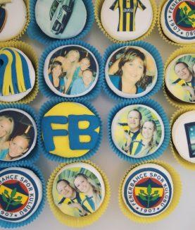 Fenerli Baba Cupcake Kupkek