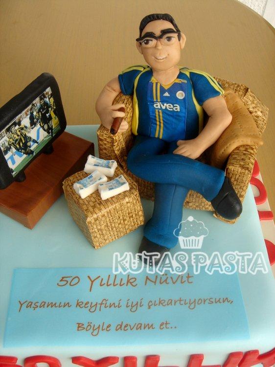 Fenerbahçeli Pasta
