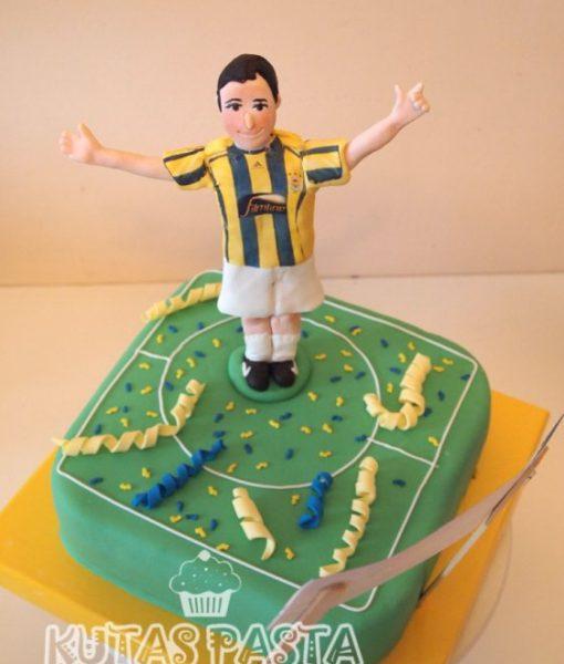 Fenerbahçeli Futbolcu Pasta