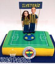 Taraftar Futbol Pasta