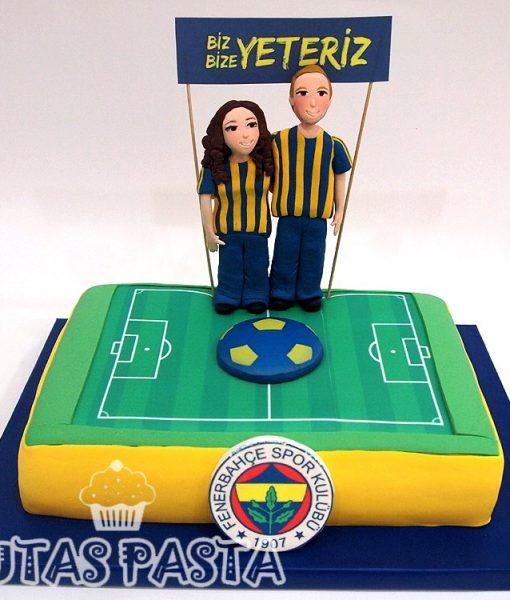 Taraftar Futbol Pastası