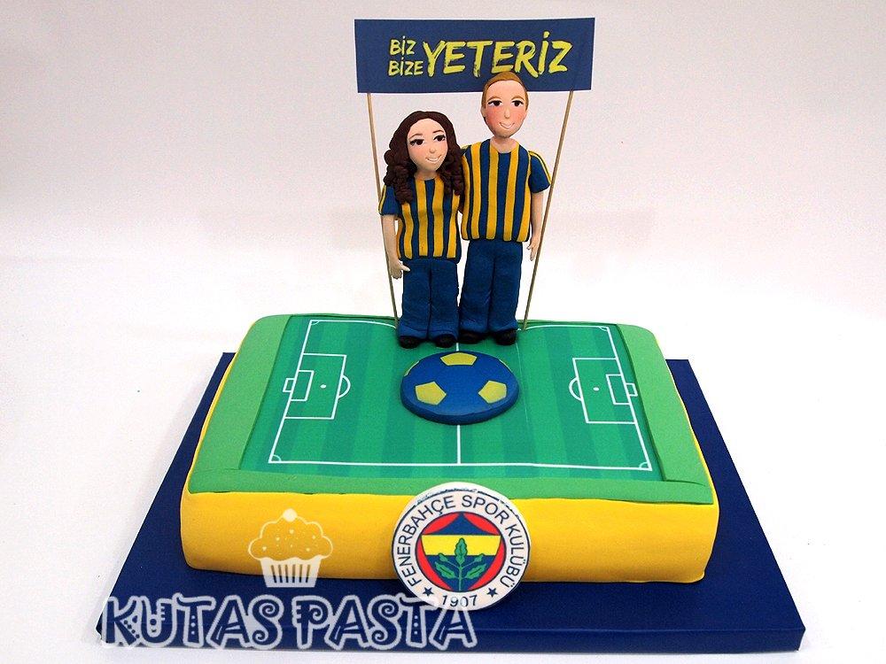 Fenerbahçe Pastası Sevgiliye
