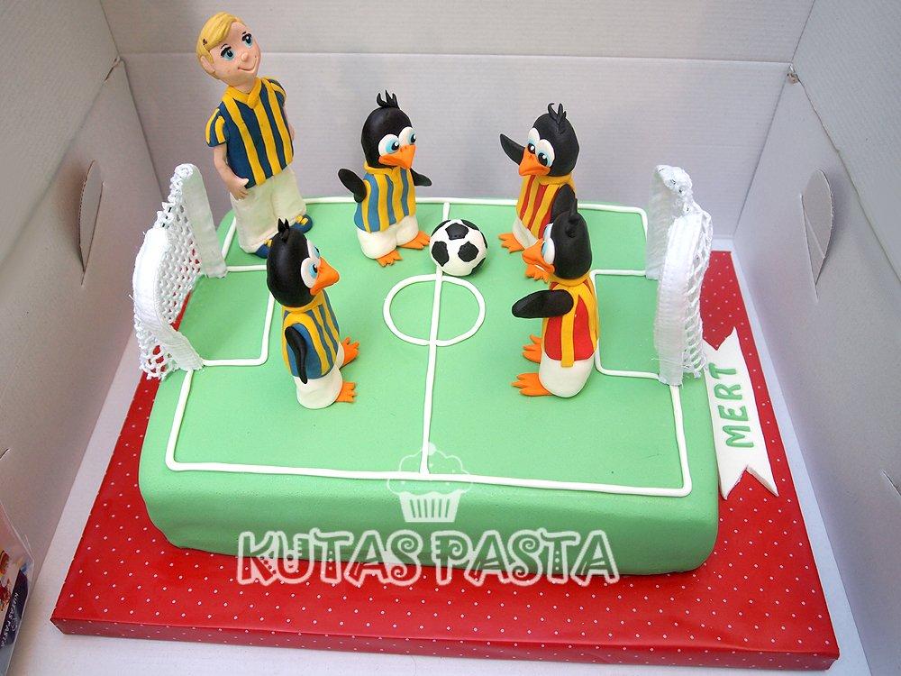 Fenerbahçe Doğum Günü pastası