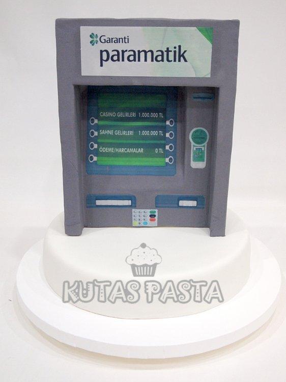 Garanti Bankası ATM Pasta