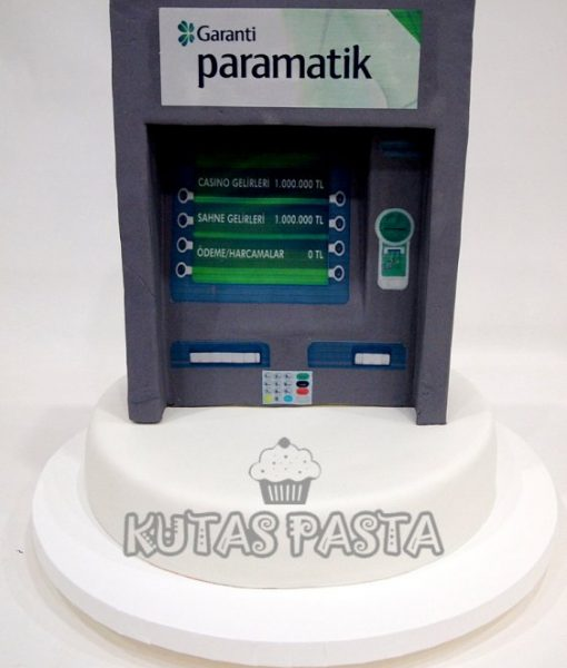 Garanti Bankası ATM Kurumsal Pasta