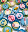 Hamile Baby Shower Cupcake