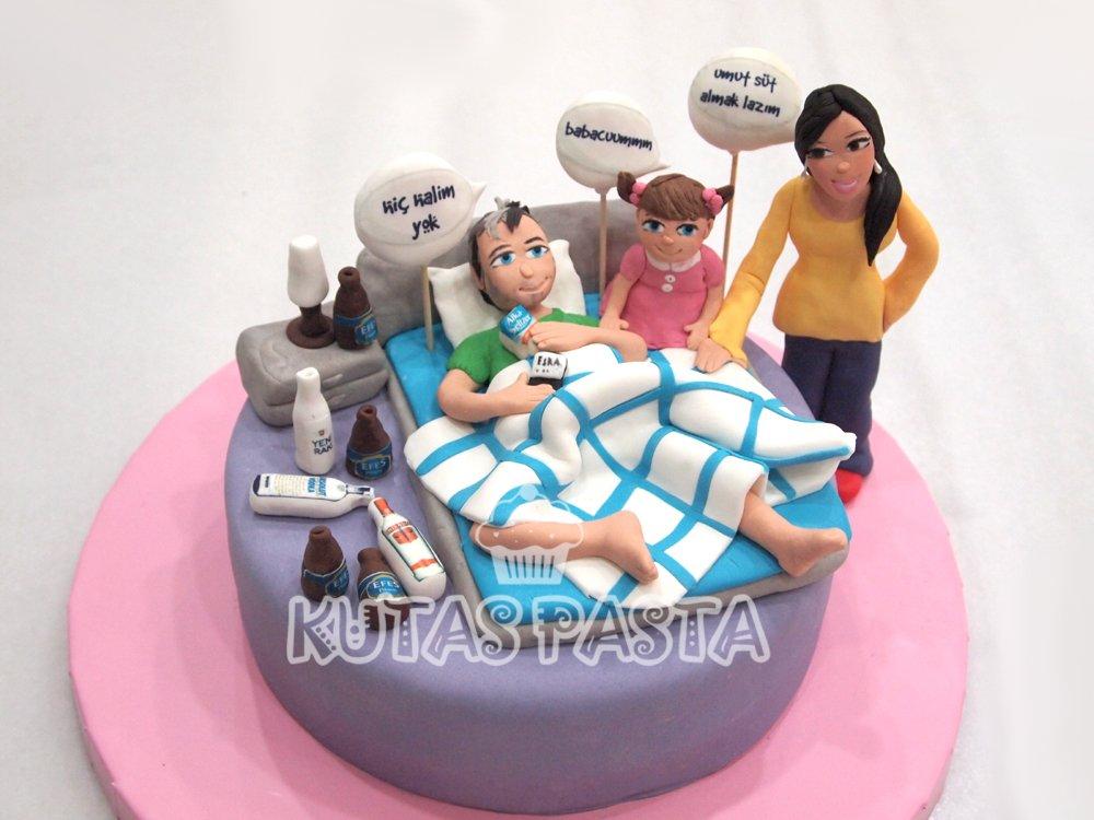 Baba Pastası Aile