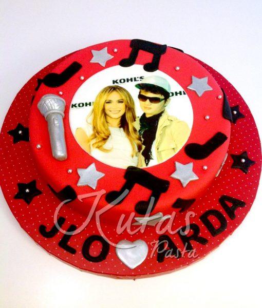 Resimli Pasta Jennifer Lopez