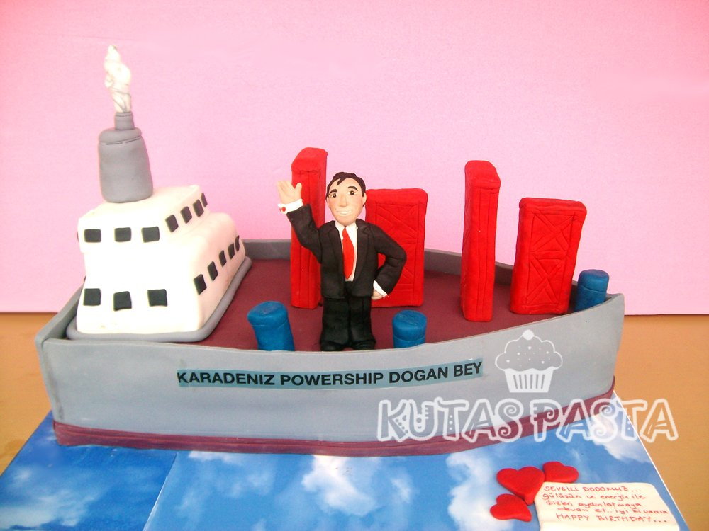 Gemi Pastası