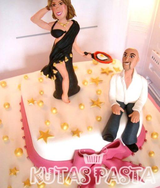 Dansöz Pastası Karı Koca