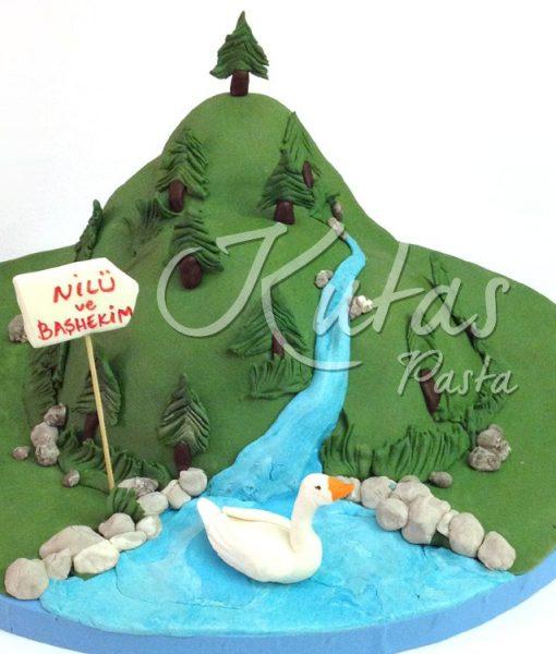 Kaz Dağları Butik Pastası