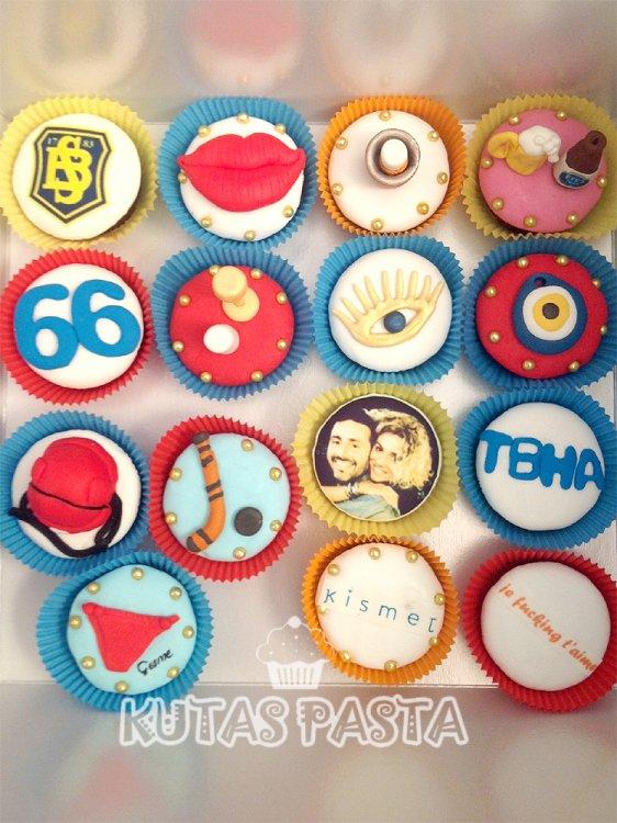 Doğum Günü Cupcake
